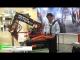 [2013NEW環境展] 電動遠隔解体ロボット 「DXR 140」 – ハスクバーナ・ゼノア株式会社