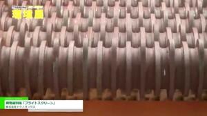 [2014 NEW環境展] 異物選別機「フライトスクリーン」 – 株式会社テクノリンクス