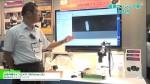 [画像センシング展 2015] 近赤外線ラインカメラ「NIRLine-2K」 – 株式会社ビジョンセンシング