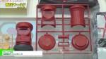 [販促ワールド 2015] ペットボトルキャップ再生素材のプラモデル「キャップラモ」 – 協同組合アンジョウハーツ
