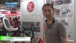 [SPORTEC 2015] 手こぎ式三輪自転車「ハンドバイク HBJ-YE」 – 有限会社宇賀神溶接工業所
