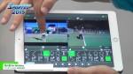 [SPORTEC 2015] iPad向け 運動動作習得アプリ「見ん者 for Athletes」 – ペンギンシステム株式会社