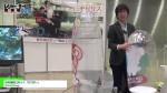 [レジャー&サービス産業展 2015] 汎用運搬ロボット「サウザー」 – 株式会社Doog