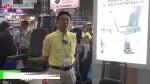 [第42回 国際福祉機器展] 電動昇降座いす「独立宣言」 – 株式会社コムラ製作所