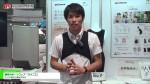 [第42回 国際福祉機器展] 腰部サポートウェア「ラクニエ」 – モリタ宮田工業株式会社