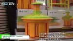 [釜山国際クリーンエキスポ 2015] 回転式排水口水切りかご「Touchwin」 – SMZ CO., LTD
