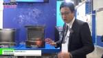 [SEMICON Japan 2015] 超音波洗浄機「WDX-600-Ⅱ」 – 本多電子株式会社