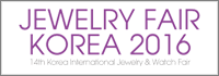Jewelry Fair Korea 2016