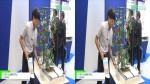 [3D] デンカフィルム栽培システム – デンカ株式会社