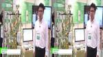 [3D] 温室内環境遠隔モニタリングシステム「みどりクラウド」 – 株式会社セラク