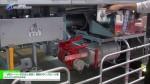 [ジャパントラックショー 2016] 「V型シーソー左右出し配管」機能付タンクローリ車 – 株式会社矢野特殊自動車