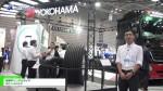 [ジャパントラックショー 2016] 超偏平シングルタイヤ – 横浜ゴム株式会社