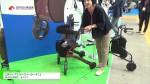[第43回 国際福祉機器展 H.C.R.] ロボットアシストウォーカー RT.2 – 株式会社豊通オールライフ