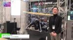 [テーマパークEXPO 2016] VRハンググライダー – メディアフロント・ジャパン株式会社