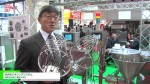 [2017 モバックショウ] 衛生的で効率的な混合機「高効率ミキシングシステム」 – 関東混合機工業株式会社