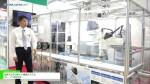 [FOOMA JAPAN 2017] ちょうどよいスペックで高効率のロボットシステムを「高速スカラロボット集積システム」 – ストーブリ株式会社