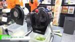 [外食ビジネスウィーク 2017] 長ネギ小口切り電動スライサー「DX-50」 – 株式会社ドリマックス