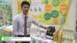 [関西 デザート・スイーツ&ベーカリー展 2017] 健康志向を背景に業務用途でも需要が上昇中「果汁100% シークヮーサージュース 」 – 南西食品株式会社