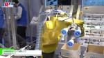[2017国際ロボット展] 包装袋用真空パッド 軟質リップ – 株式会社日本ピスコ