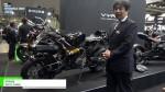 [第45回 東京モーターサイクルショー] VYRUS – MOTO CORSE
