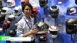 [第45回 東京モーターサイクルショー] トラディショナルスタイル・フルフェイス「Concept-X」 – 株式会社アライヘルメット